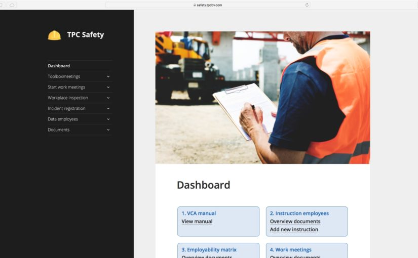 VCA Safety Portal